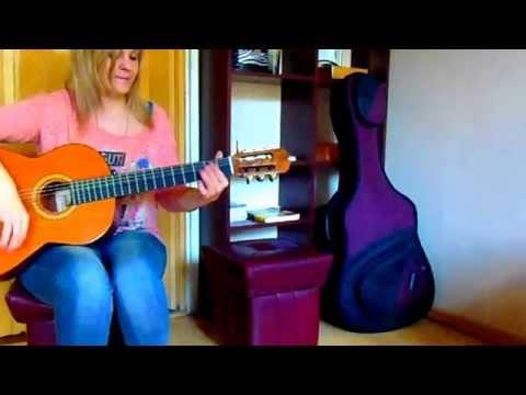 NAUKA GRY NA GITARZE - Jak Zagrać W ŻYCIU PIĘKNE SĄ TYLKO CHWILE - DŻEM By Instruktorka Gitary