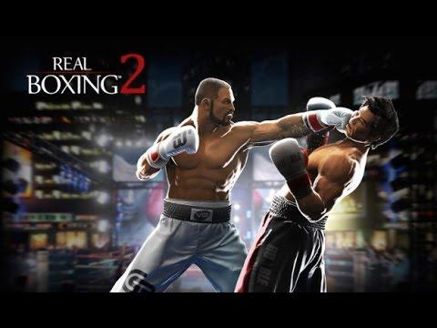 Real boxing скачать игру на андроид