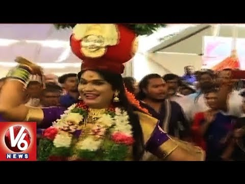 Bonalu Festival Celebrations In All Over Telangana State | V6 News