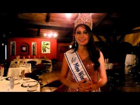 COSTA RICA, Natasha Sibaja - Contestant Introduction: Miss World 2014