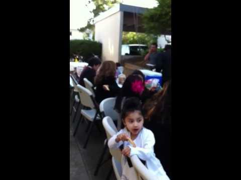 Fiesta de angie Barroso para romita gto