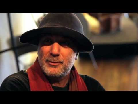 Ron Arad, one of UK s most prominent designers gives us a sneak peek in his Camden studio