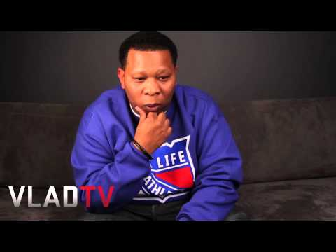 Mannie Fresh Talks Rappers Lying & Biggie vs Tupac