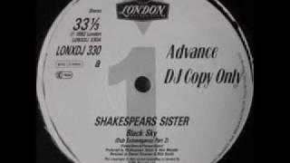 Watch Shakespears Sister Black Sky video