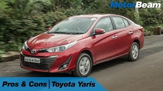 Toyota Yaris - Pros & Cons   MotorBeam