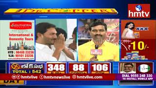 Report on AP Election Results 2019 | Telangana Election Results Updates | hmtv