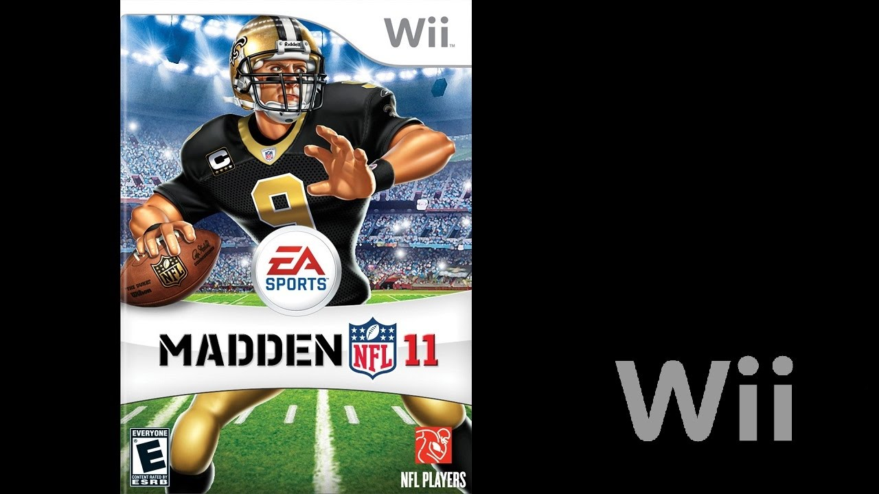 Madden Nfl 11 Madden Nfl 11 Nintendo Wii