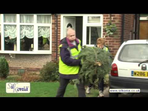 East Cheshire Hospice tree collection 2012