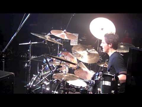 Impellitteri- Glen Sobel Drum Cam- Tokyo 7-23-09