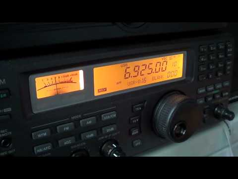 Hybrid radio Pirate 6925 Khz USB Oct 13th 2012 2130 UT
