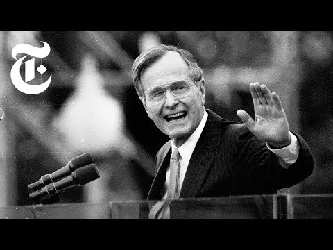 Remembering George H.W. Bush | NYT News