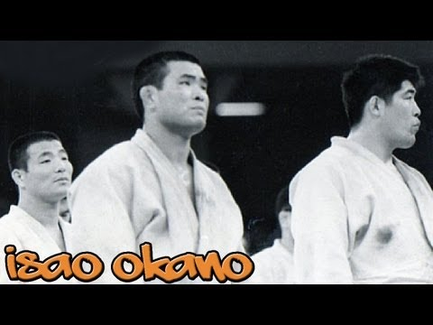 Judo Motivation - Isao Okano Image 1