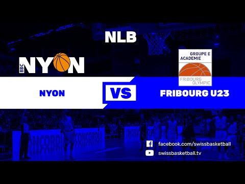 NLB - Day 18: NYON vs. FRIBOURG