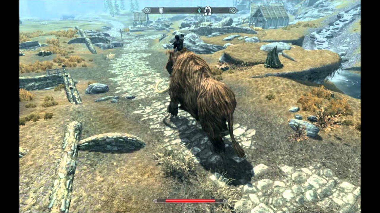 Skyrim Mammoth Armor Tytanis Mod Skyrim Mammoth