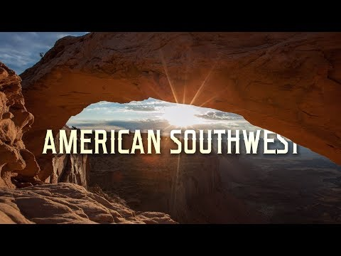 AMERICAN SOUTHWEST 4K (ULTRA HD)