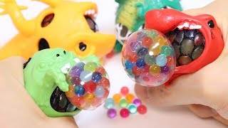 Orbeez Monster Squishy Squeeze Toys