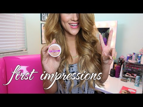 First Impression: Covergirl Whipped Cream Foundation & Benefit Stay Flawless Primer Stick