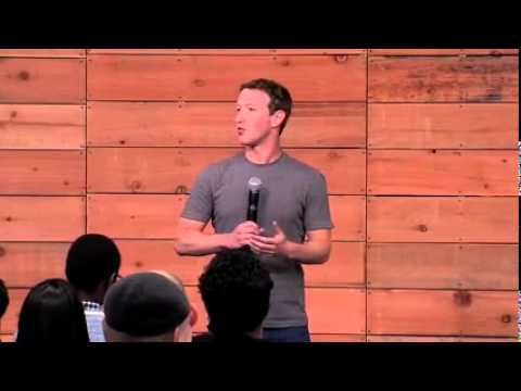 Q&A with Mark  Zuckerberg 14.05.2015