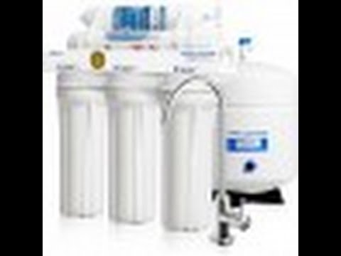 APEC RO-90 Ultimate Reverse Osmosis Water Filter System ~ Product Review