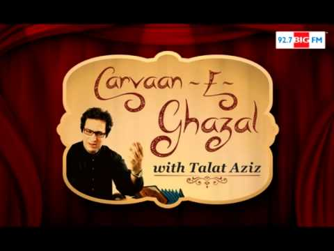 Carvaan E Ghazal With Talat Aziz Nida Fazli Show 40 Full Show video