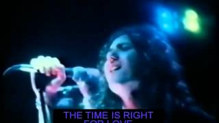 Watch Whitesnake The Time Is Right For Love video