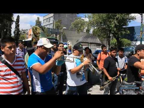 2da Peregrinacion De MUSICOS a La Basilica De Guadalupe 2013