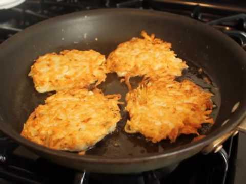How to Make Potato Pancakes - Classic Potato Pancakes Recipe - YouTube