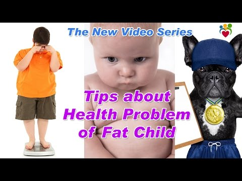 Health Problem | Tips to Health Problem of an Obese Child