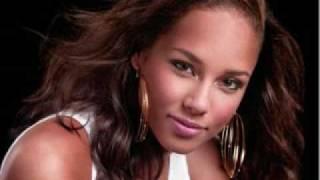 """Alicia Keys """"If I Aint Got You"""" Karaoke"""