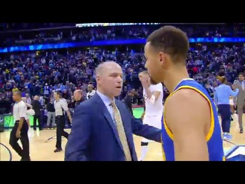Golden State Warriors vs Denver Nuggets - January 13, 2016