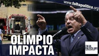 Senador Major Olímpio faz pronunciamento impactante sobre ataque em escola de Suzano