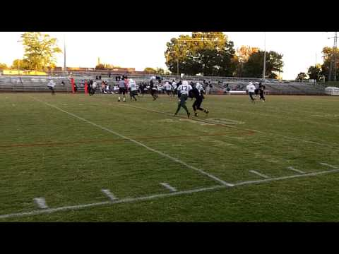 Kiser Middle School vs. Aycock Middle School Football