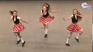 World Tap dance Championships 2015 - trios children R+P Brno