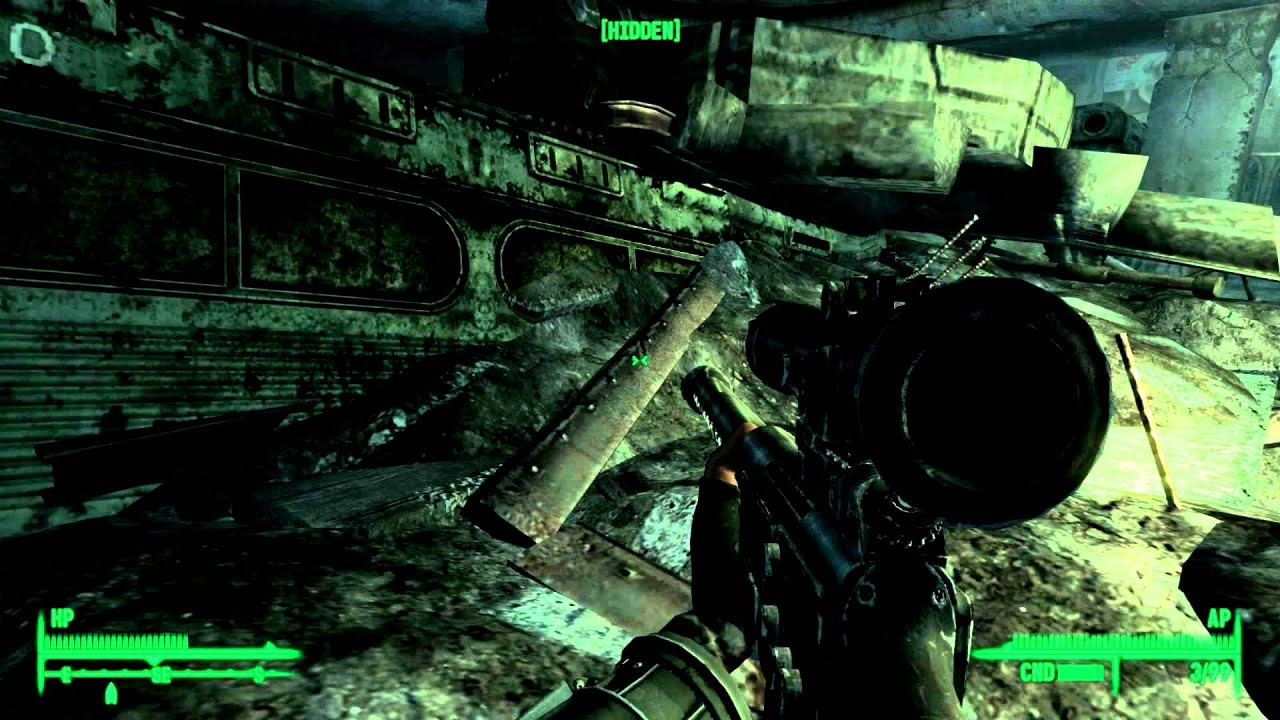 Fallout 3 pc Gameplay Fallout 3 pc Gameplay hd