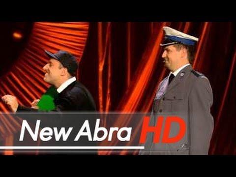 Kabaret Młodych Panów & Cezary Pazura - Policjanci Euro - HD (DVD)