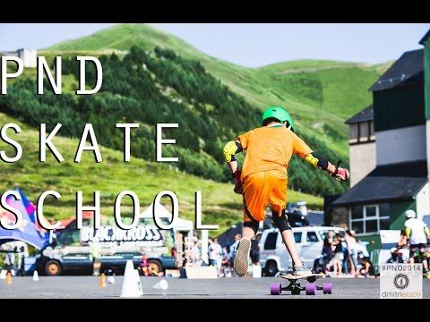 PND Skate School 2014