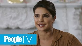 Priyanka Chopra Reveals Her Movie Scene That Made Nick Jonas Cry | PeopleTV