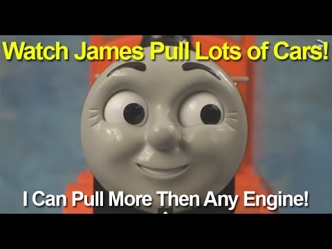 James the Red Engine: Bachmann Trains (Story and Review)