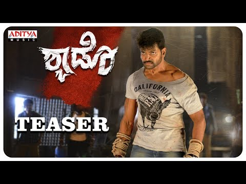 Shadow Kannada Movie Teaser || Vinnod Prabhakar || Ravi Gowda || Achu