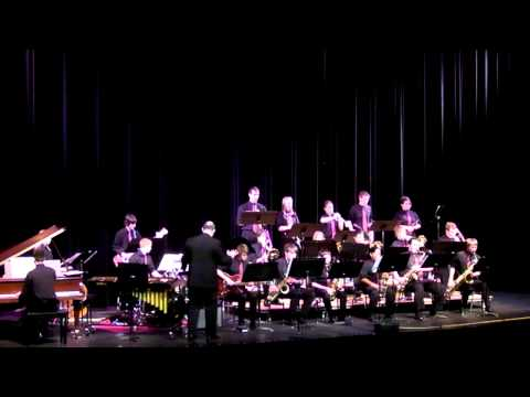 Moses Lake High School Jazz Band One Winter Concert - Puffy Taco