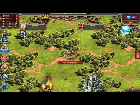 Stormfall   Age of War   Gameplay