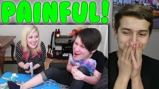 Download Lagu Dan Gets His Legs Waxed Reaction Gratis STAFABAND