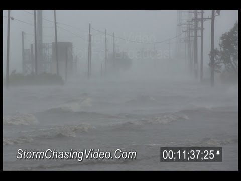 Hurricane Isaac, Part 3 - Eye of the storm, 8/29/2012