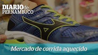 Itens para corredores aquecem mercado pernambucano