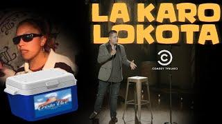 Alex Salas   Comedy Central, CARO