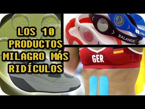 LOS 10 PRODUCTOS MILAGRO MÁS RIDÍCULOS - TOP