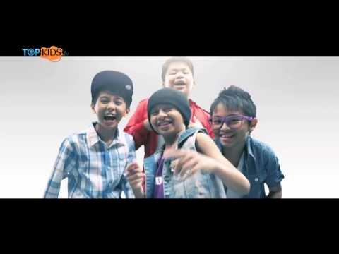Coboy Junior - Kamu (topkids Music Video) video