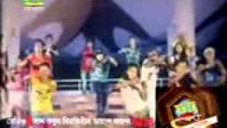 Mon Karle Amar~Khodar Pore Ma~Shakib Khan Movie Song 2013