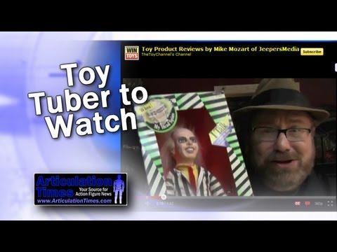 Toytuber to Watch - The Toy Channel