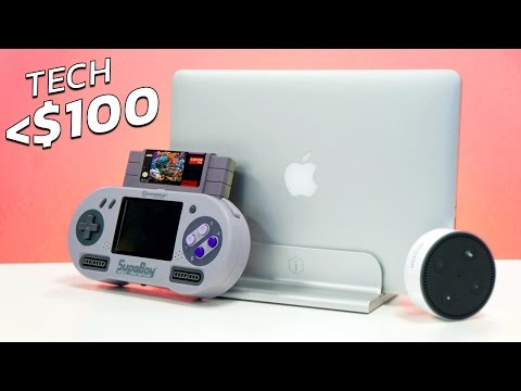 Top Tech Gifts Under $100!